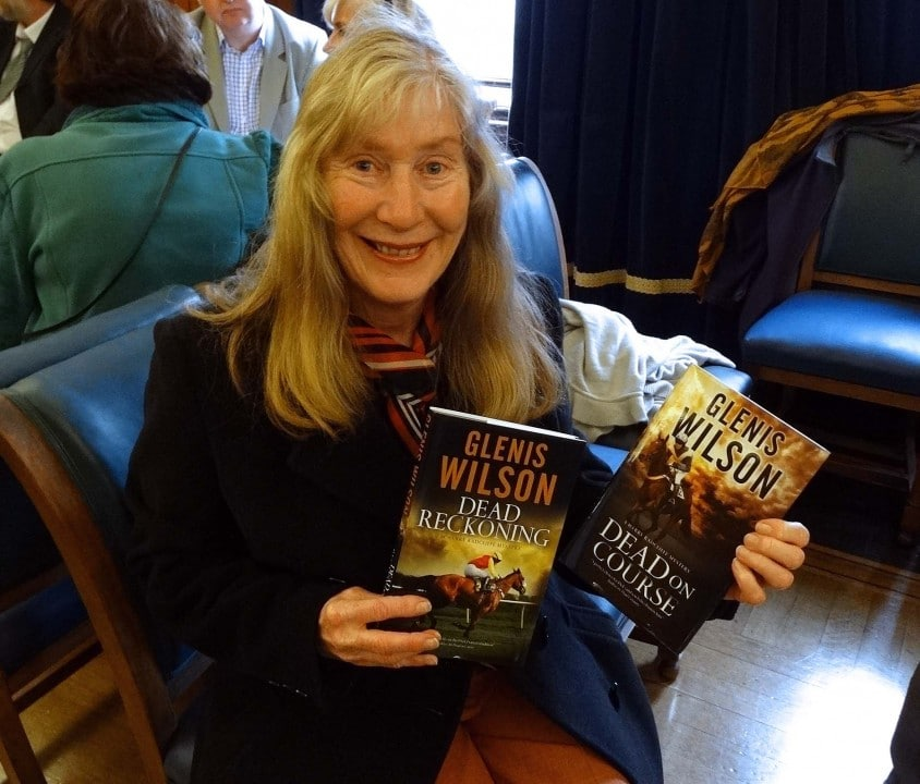 Glenis Wilson and her books