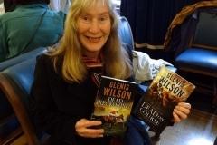 Glenis Wilson and her books