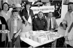 Lowdham Group in Hall June 2004